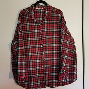 💕 Old Navy plaid top, size XXL